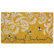 "Design Imports ""Honey I'm Home"" Doormat"