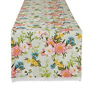 Design Imports Spring Bouquet Table Runner - 14 x 72
