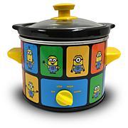 Despicable Me Minions 2-Quart Slow Cooker