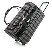 Destinations Wheeled Weekender Bag