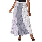 DG2 by Diane Gilman Patchwork Skirt