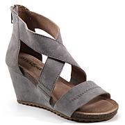 Diba True New Comer Suede Wedge Sandal
