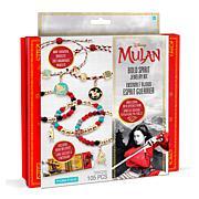 Disney Mulan Bold Spirit Jewelry Kit