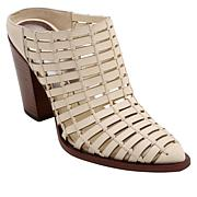 Dolce Vita Kacie Leather Caged Mule