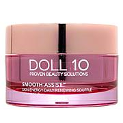 Doll 10 Smooth Assist™ Skin Energy Daily Renewing Souffle