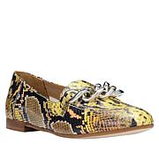 Donald J. Pliner Nolin Leather Chain Loafer