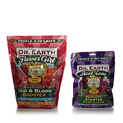 Dr. Earth 4lb Flower Girl Fertilizer w/1lb Root Starter
