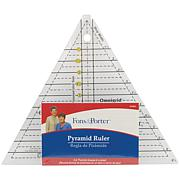 Dritz Fons and Porter Pyramid Ruler