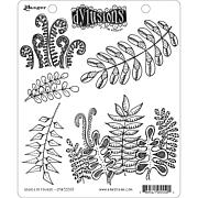 Dyan Reaveley's Dylusions Cling Stamp Collections 8.5X7 - Foliage