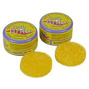 Earth Brite 10.5 oz. Natural All-Purpose Cleaner 2-pack with 2 Sponges