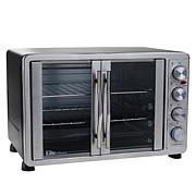 Elite  Bistro 45-Liter French Door Oven with Rotisserie