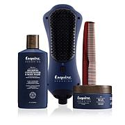 Esquire Men's Dryer Brush 4-piece Grooming Set
