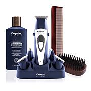Esquire Men's Trimmer Grooming Set