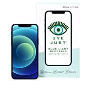 EyeJust Blue Light Blocking Screen Protector for iPhone 12/12 Pro