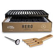 Fire & Flavor Hero Grill Kit