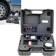Fleming Supply Portable Air Compressor Kit with Light