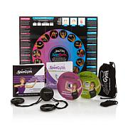 Forbes Riley SpinGym® Deluxe Workout System w/2 DVDs