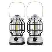 Fortune 8 LED Impact Resistant Lantern 2-pack