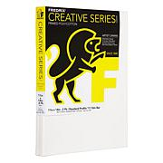 """Fredrix Creative Series Traditional Stretched Canvas 2-pack 11"""" x 14"""""""