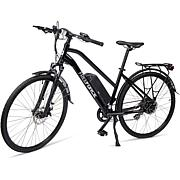 """The Indy 18"""" Electric Commuter Bike w Thumb Throttle, Pedal Assist"""