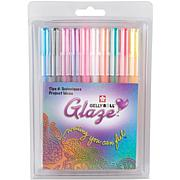 Gelly Roll Glaze Pens 10-pack - Assorted Colors
