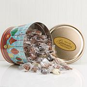 Giannios 5.5 lbs. Assorted Chocolates in Ornament Tin