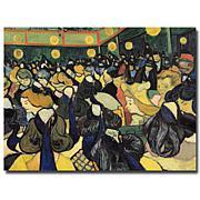Vincent van Gogh, 'The Dance Hall at Arles, 1888'