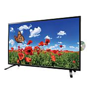 "GPX 50"" 4K Ultra HD DLED TV with Built-In DVD Player"