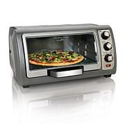 Hamilton Beach® Easy Reach® Toaster Oven with Roll-Top Door