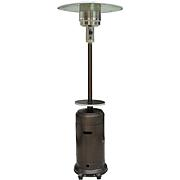 Hanover 41,000BTU Umbrella Patio Heater/Hammered Bronze