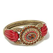 "Heidi Daus ""Collector's Edition"" Bangle Bracelet"