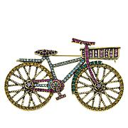 "Heidi Daus Disney's Mary Poppins Returns ""Pedal Perfection"" Pin"