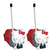 Hello Kitty Walkie Talkie Set