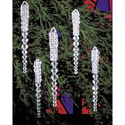 Holiday Beaded Ornament Kit - Sparkling Icicles