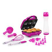 Holstein Fun Collection Cupcake Maker and Fun Pack