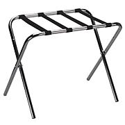 Household Essentials Chrome Luggage Rack