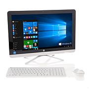 "HP 21.5"" Touch 4GB RAM, 1TB HDD All-in-One Desktop PC"