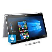 "HP Pavilion x360 15.6"" Touch 4GB/1TB Convertible Laptop"