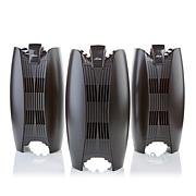 Hunter HEPA Air Purifier Tower 3-pack with Long-Life Filter