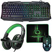 HyperGear 14741 4-in-1 Gaming Kit