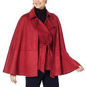 IMAN Global Chic 2-piece Convertible Cape Vest Jacket