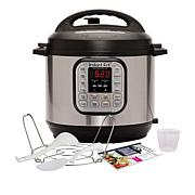 Instant Pot DUO60 6-Quart 1000-Watt 7-in-1 Pressure Cooker