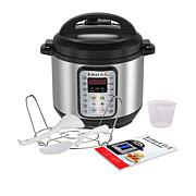 Instant Pot Viva 6-Quart 9-in-1 Programmable Pressure Cooker