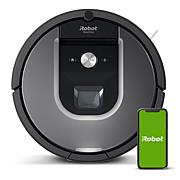 iRobot® Roomba® 960 Wi-Fi Connected Vacuuming Robot