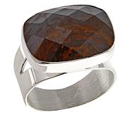 Jay King Desert Sunset Stone Sterling Silver Ring