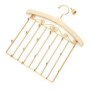 Jewelry Storage by Gabrielle Necklace Hanger with 18 Hooks