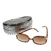 Joan Boyce Oversized Sunglasses