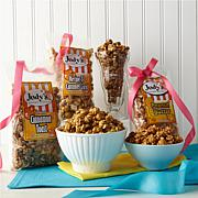 Jody's Gourmet Popcorn 6-pack - Sweet Favorites