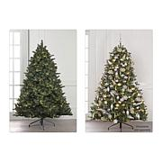 JOY 5' Pre-Lit Forever Fragrant® Holiday Scented Christmas Tree