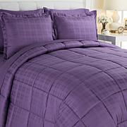 JOY 7pc Luxury Bedding with Warm & Cool Temp Technology